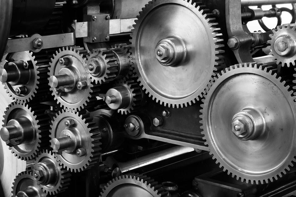 Software de Gestão Industrial